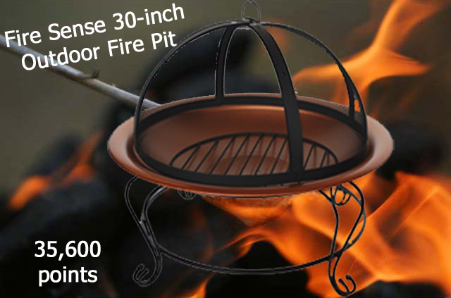 HOTT item of the month - 30 inch firepit