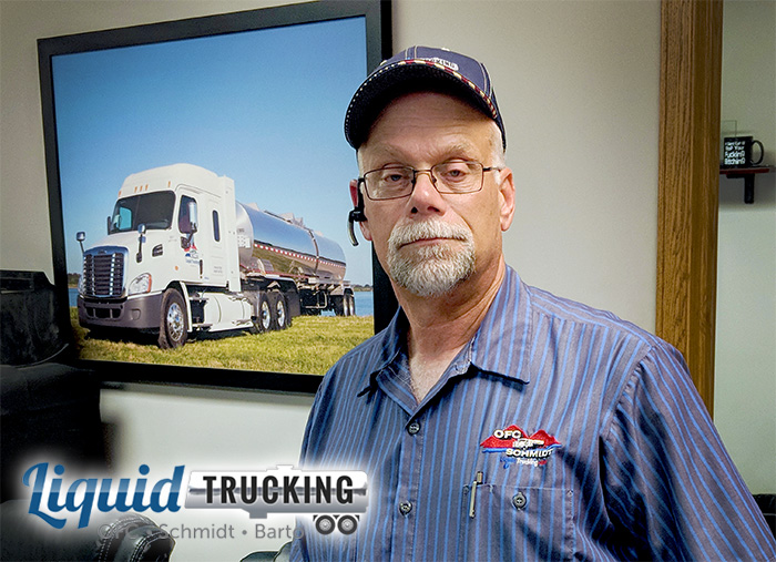 Truck Driver Dan Pijanowski Celebrates 21 Years Of Service With Us