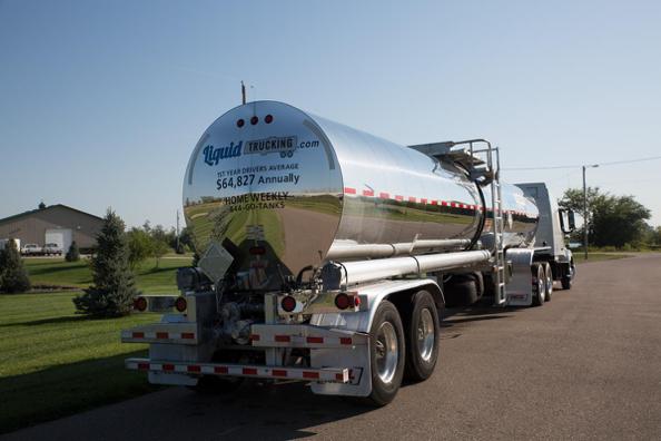 We Care at Liquid Trucking