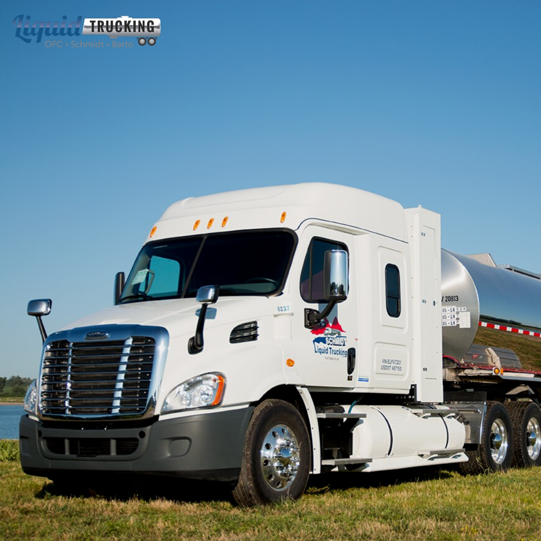 6 Benefits of Truck Driving