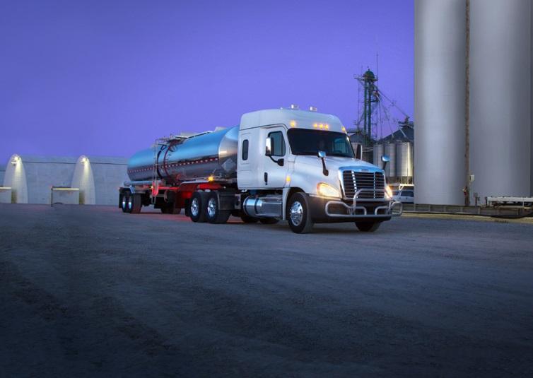 Bulk Liquid Fertilizer Delivery