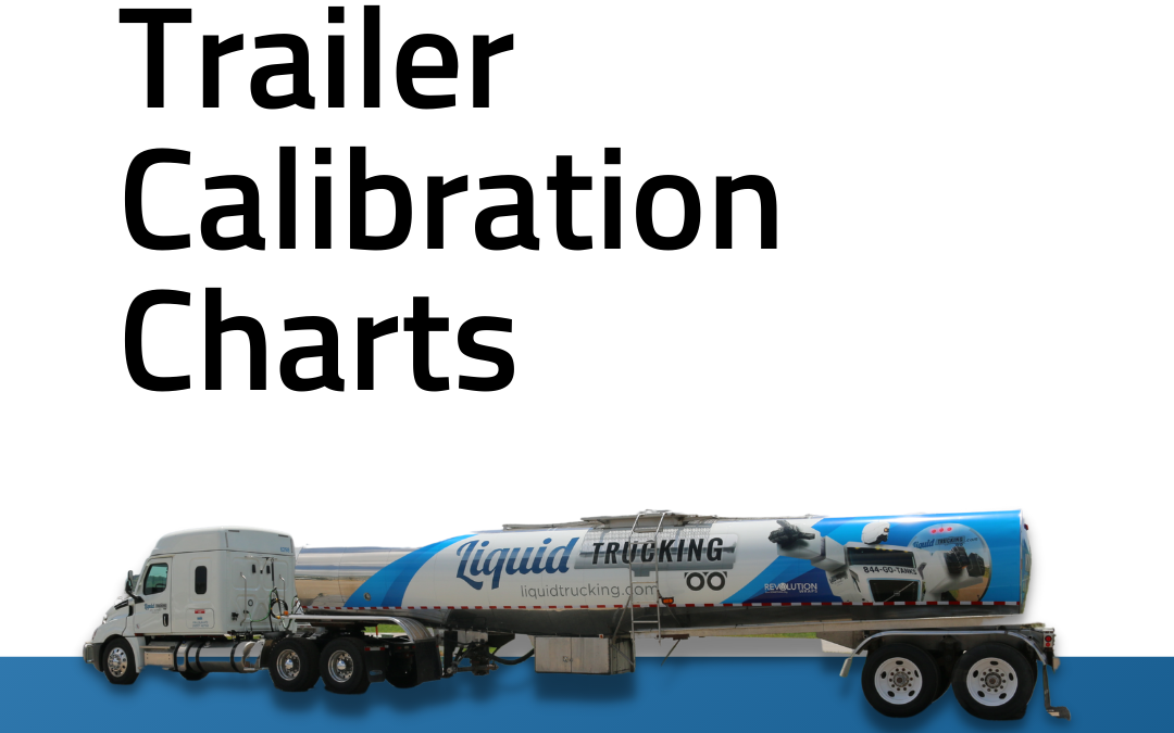 NEW: Trailer Calibration Charts