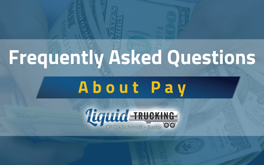 Frequently Asked Questions Series – About Pay