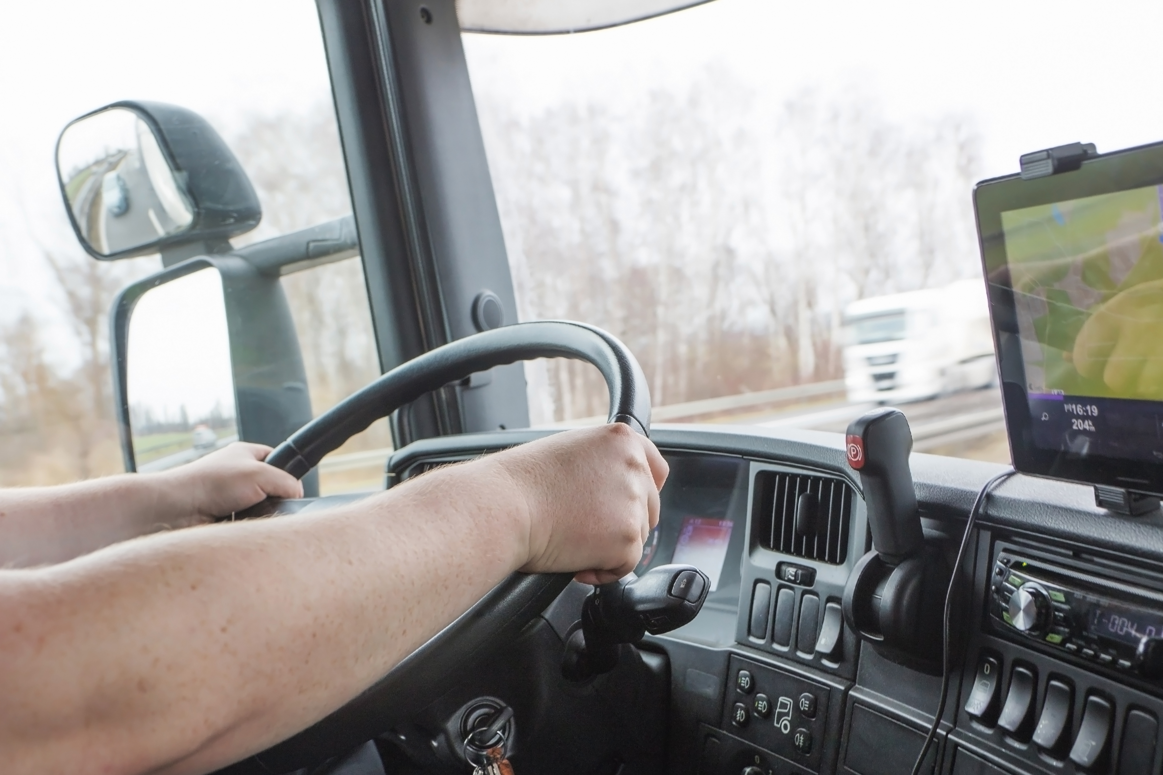 Earn Hourly Pay at Liquid Trucking