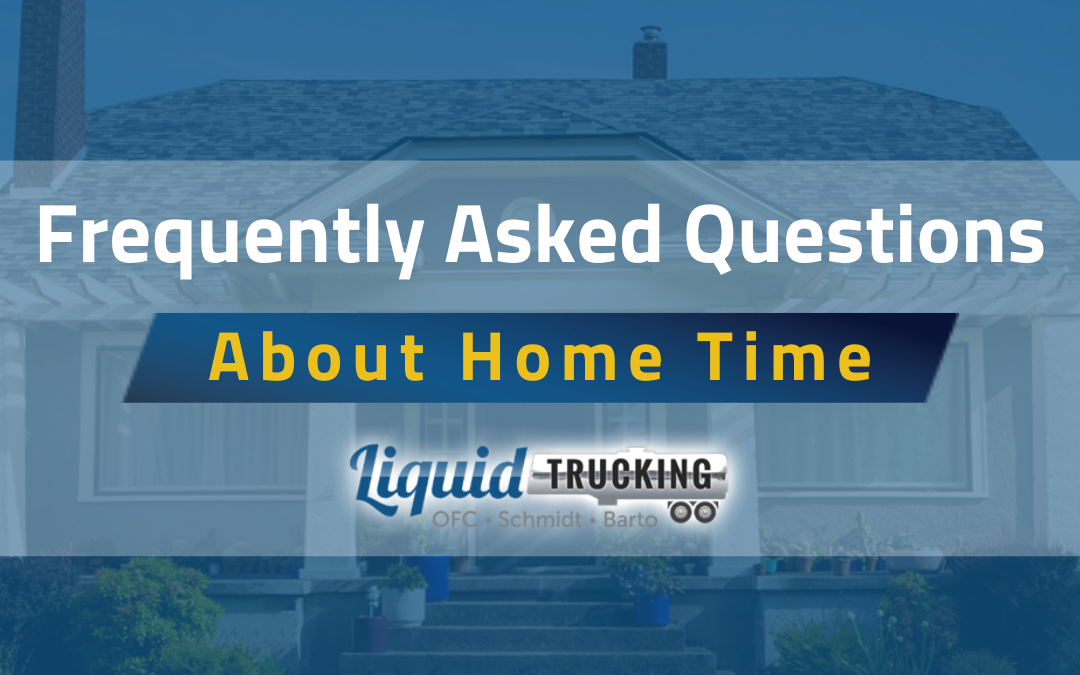 Frequently Asked Questions Series — About Home Time